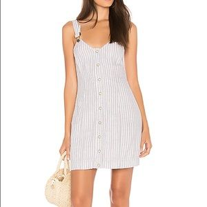 Free People overall dress